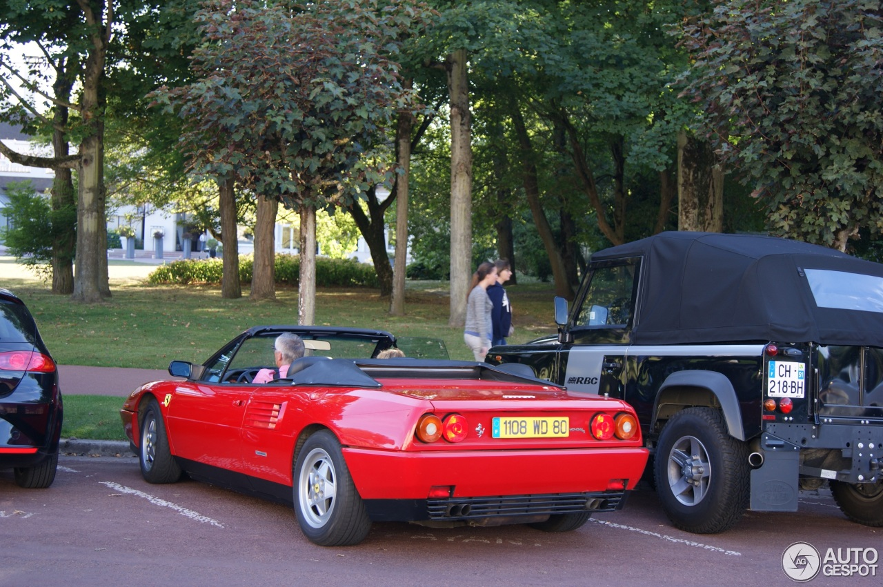ferrari mondial t cabriolet 12 fvrier 2014 autogespot. Black Bedroom Furniture Sets. Home Design Ideas