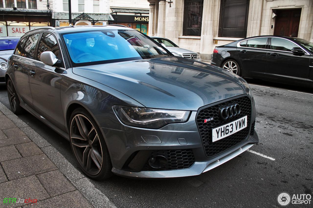 Audi Rs6 Avant C7 13 February 2014 Autogespot