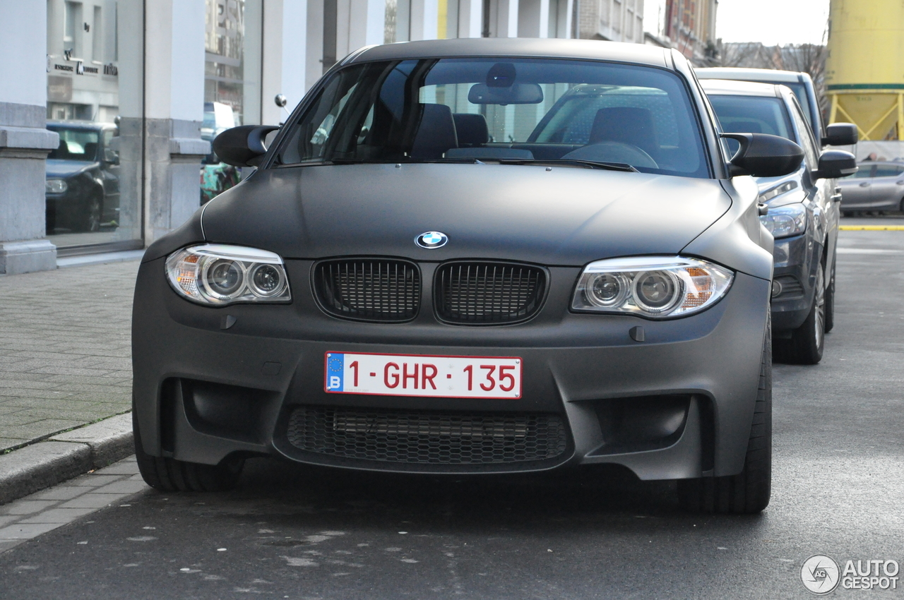 bmw 1 series m coup 16 febrero 2014 autogespot. Black Bedroom Furniture Sets. Home Design Ideas