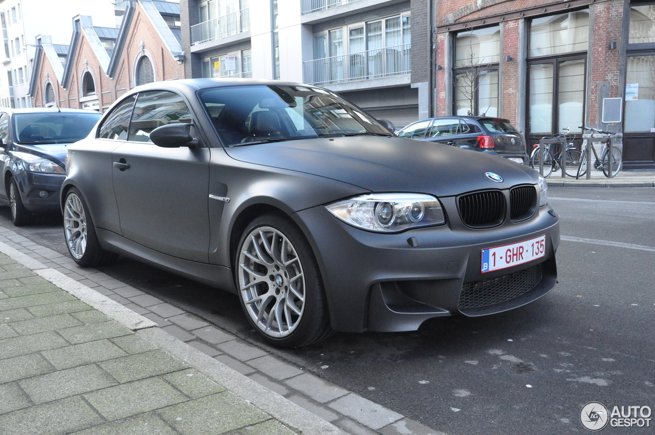 bmw 1 series m coup 16 february 2014 autogespot. Black Bedroom Furniture Sets. Home Design Ideas