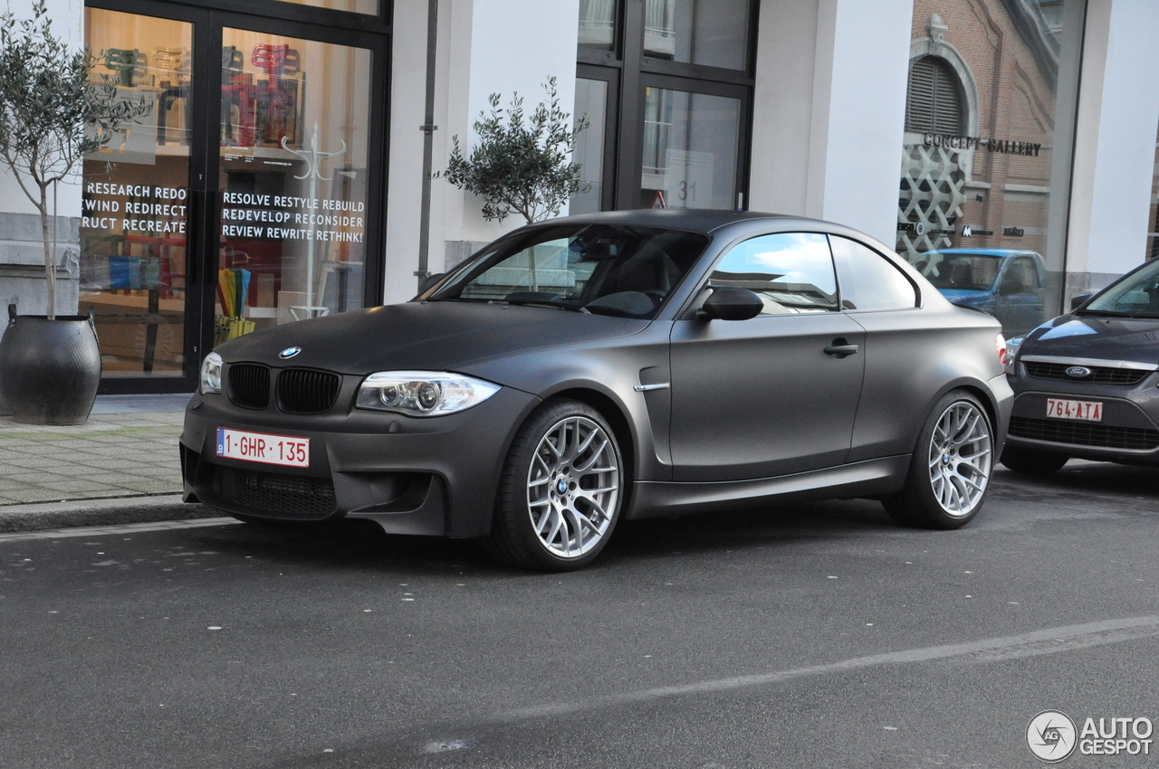Bmw 1 Series M Coup 233 16 February 2014 Autogespot