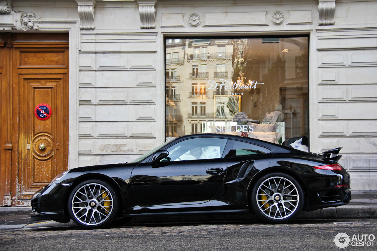 porsche 991 turbo s 17 fvrier 2014 autogespot. Black Bedroom Furniture Sets. Home Design Ideas