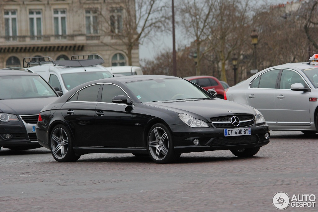 mercedes benz cls 63 amg c219 18 february 2014 autogespot. Black Bedroom Furniture Sets. Home Design Ideas