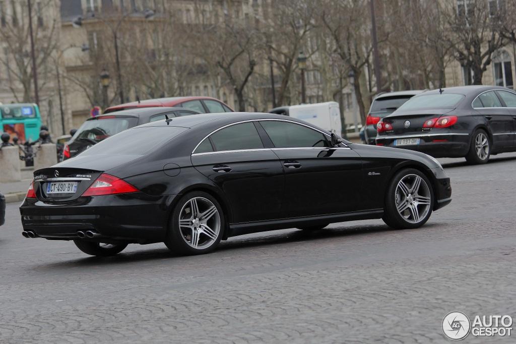 Mercedes benz cls 63 amg c219 18 february 2014 autogespot for 2014 mercedes benz cls550 0 60