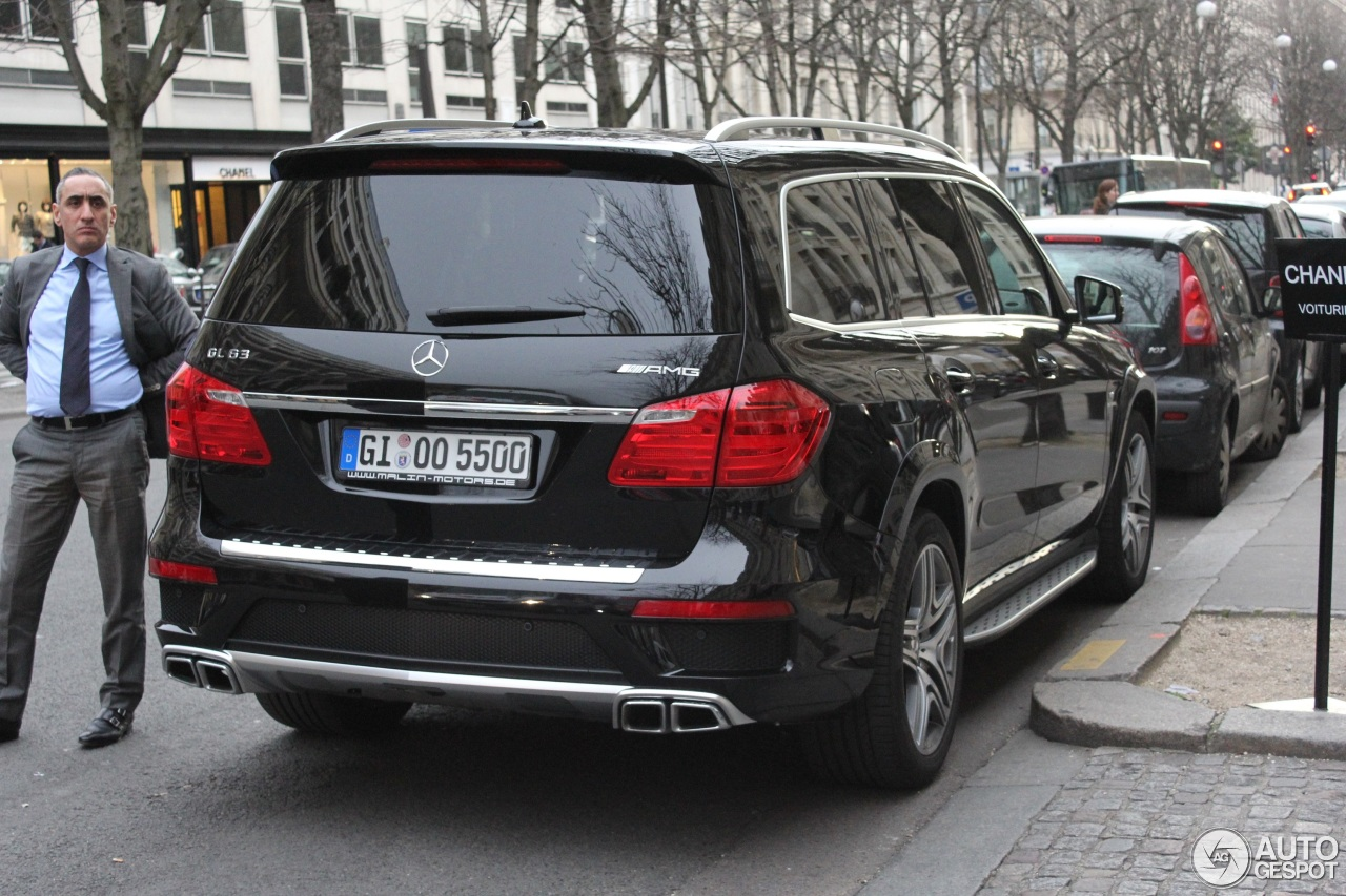 mercedes benz gl 63 amg x166 18 february 2014 autogespot. Black Bedroom Furniture Sets. Home Design Ideas