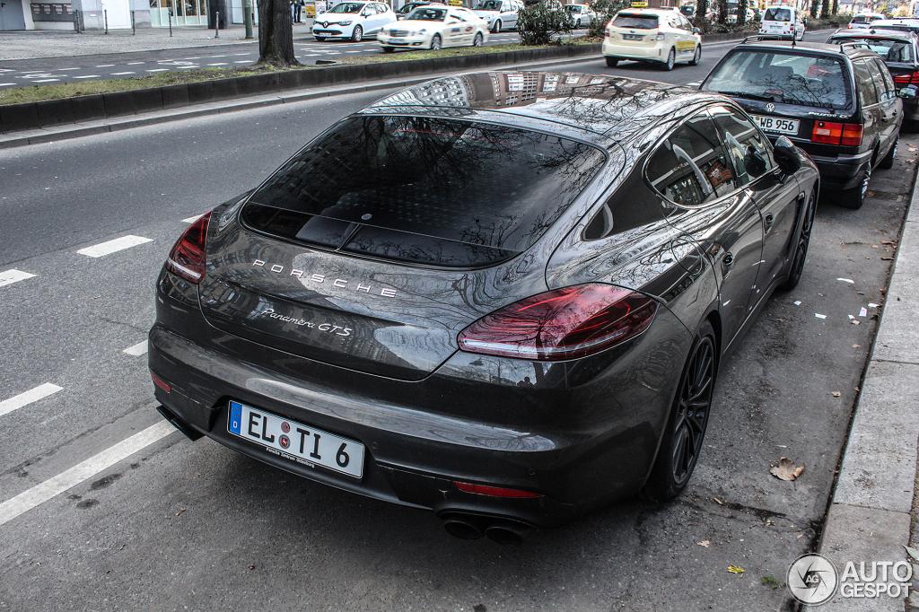 Porsche 970 Panamera GTS MkII  18 February 2014  Autogespot