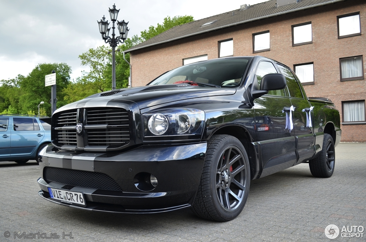 Dodge Ram Srt 10 Quad Cab 19 Februar 2014 Autogespot