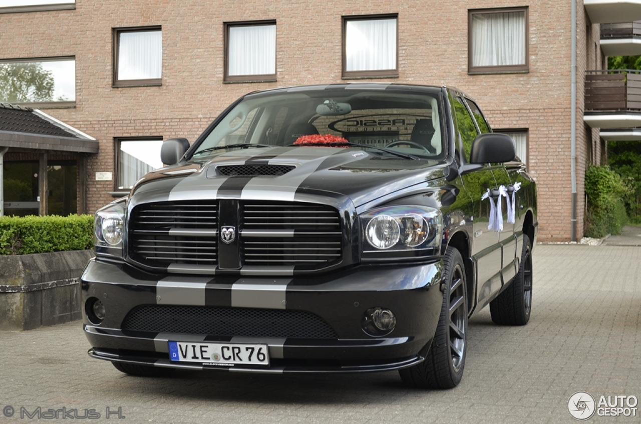 Dodge Ram Srt-10 Quad-cab - 19 February 2014
