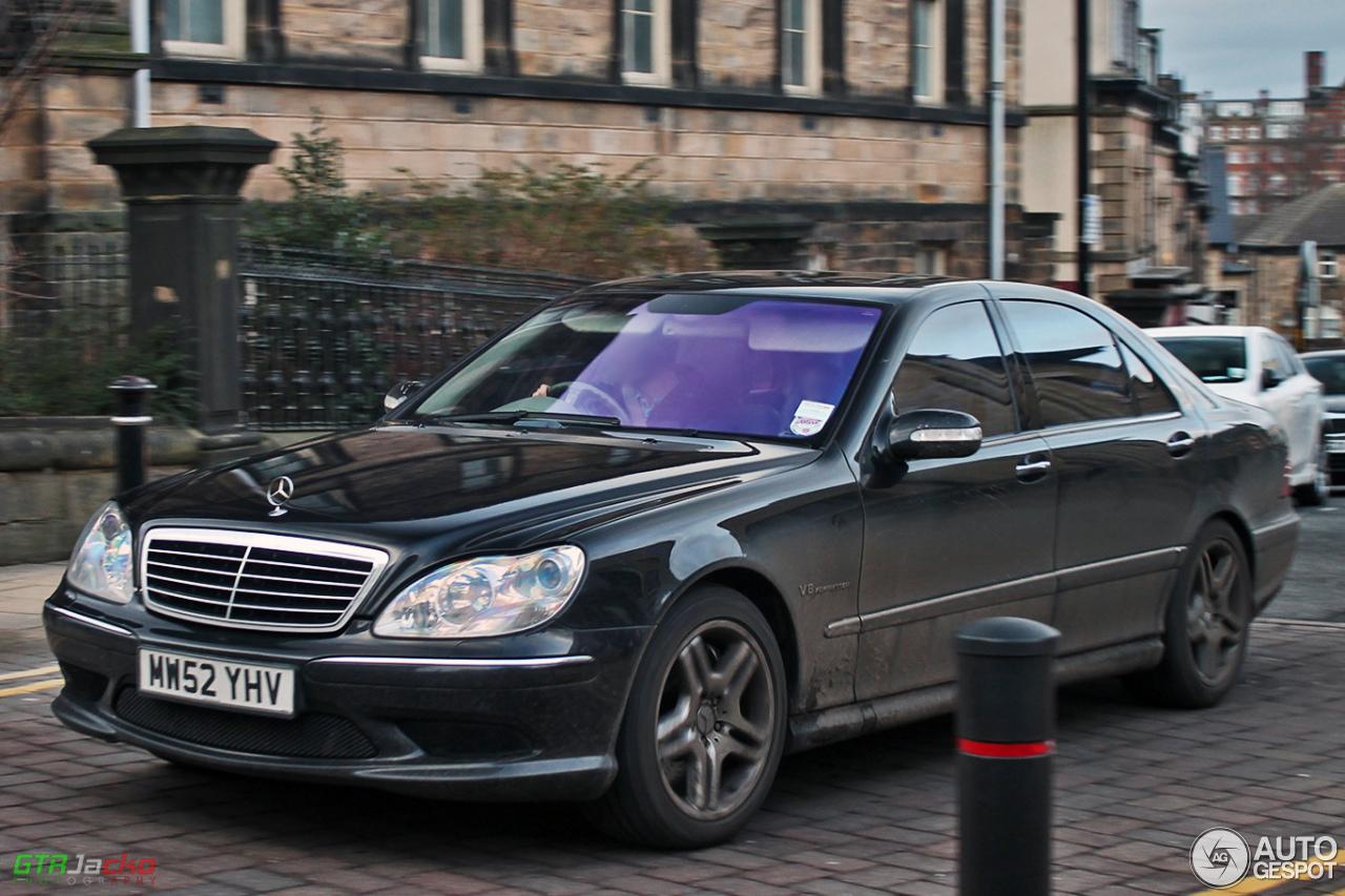 Mercedes benz s 55 amg w220 kompressor 19 february 2014 for Mercedes benz s 55