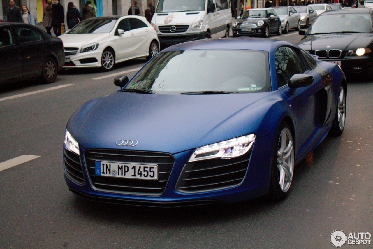 Audi R8 V10 Plus 2013 - 20 February 2014 - Autogespot