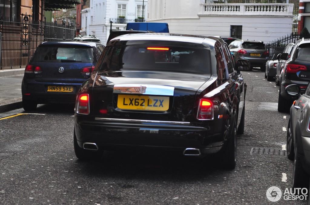 Rolls Royce Phantom EWB Series II 7