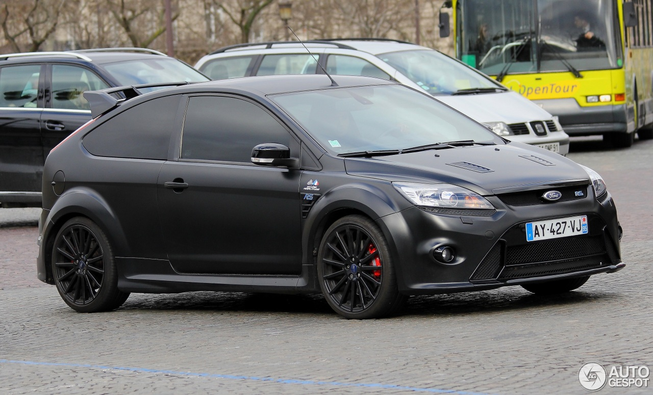 ford focus rs 500 22 fvrier 2014 autogespot. Black Bedroom Furniture Sets. Home Design Ideas