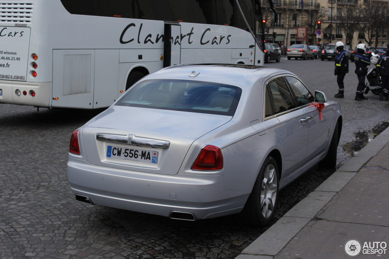 Rolls-Royce Ghost 6