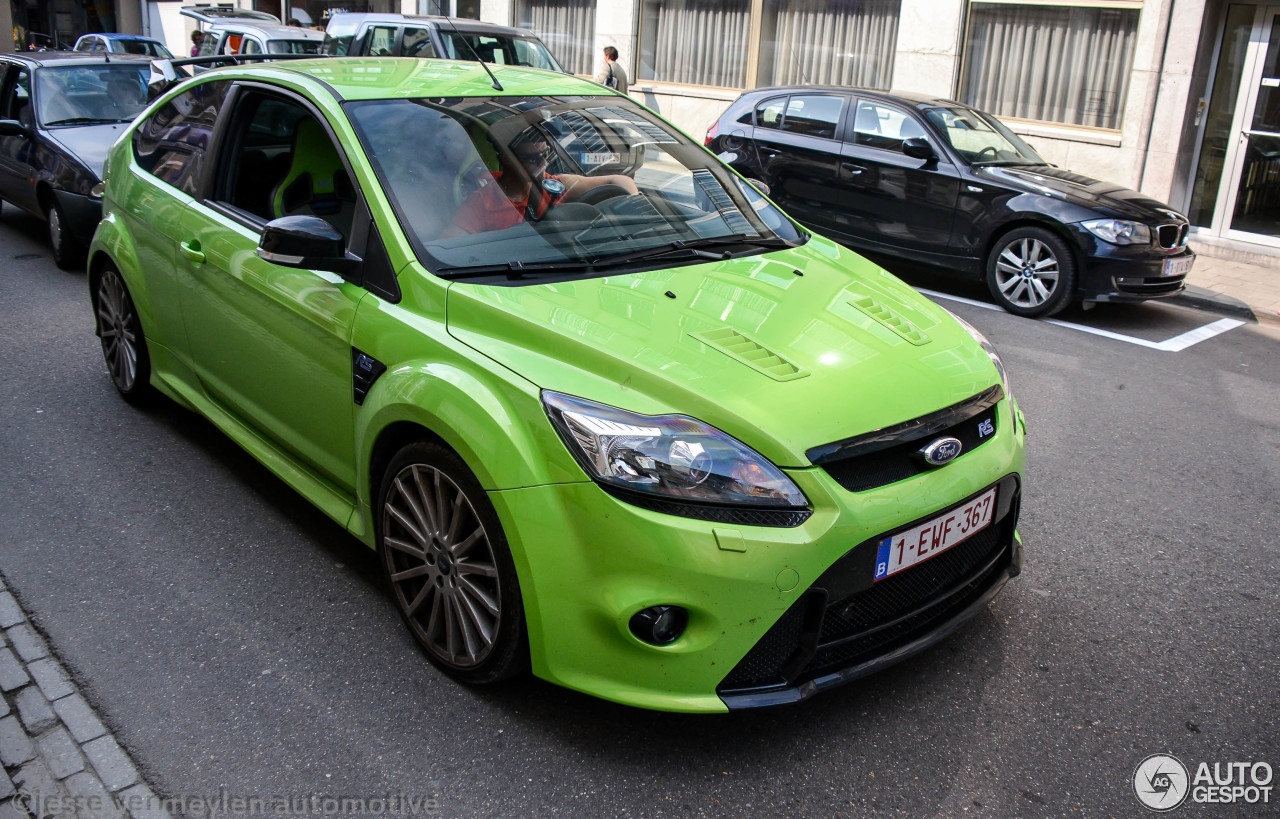 ford focus rs 2009 23 february 2014 autogespot. Black Bedroom Furniture Sets. Home Design Ideas