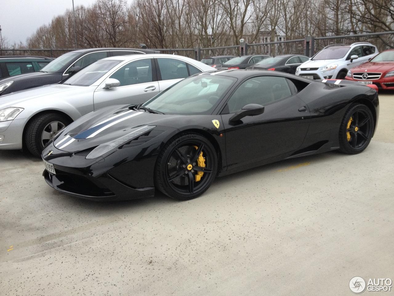 2017 Ferrari 458 Price >> Ferrari 458 Speciale - 24 February 2014 - Autogespot