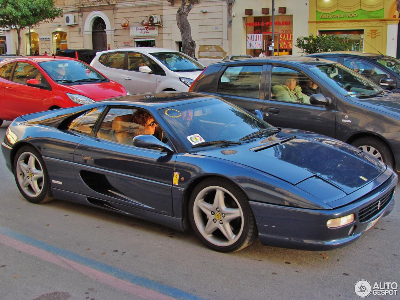 Ferrari F355 Berlinetta 24 February 2014 Autogespot