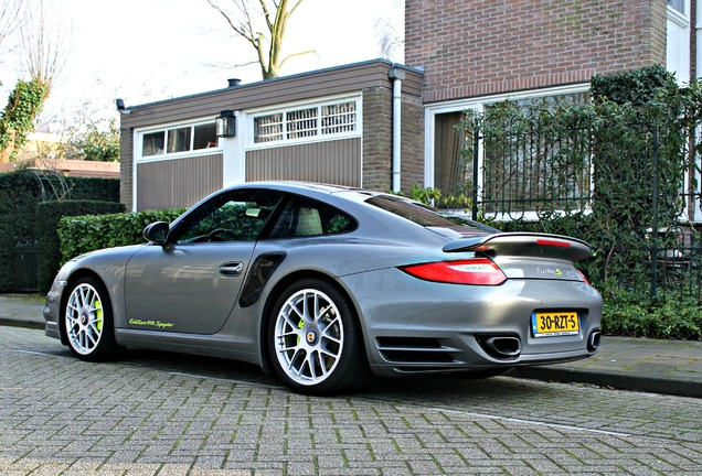 Porsche 997 Turbo S 918 Spyder Edition