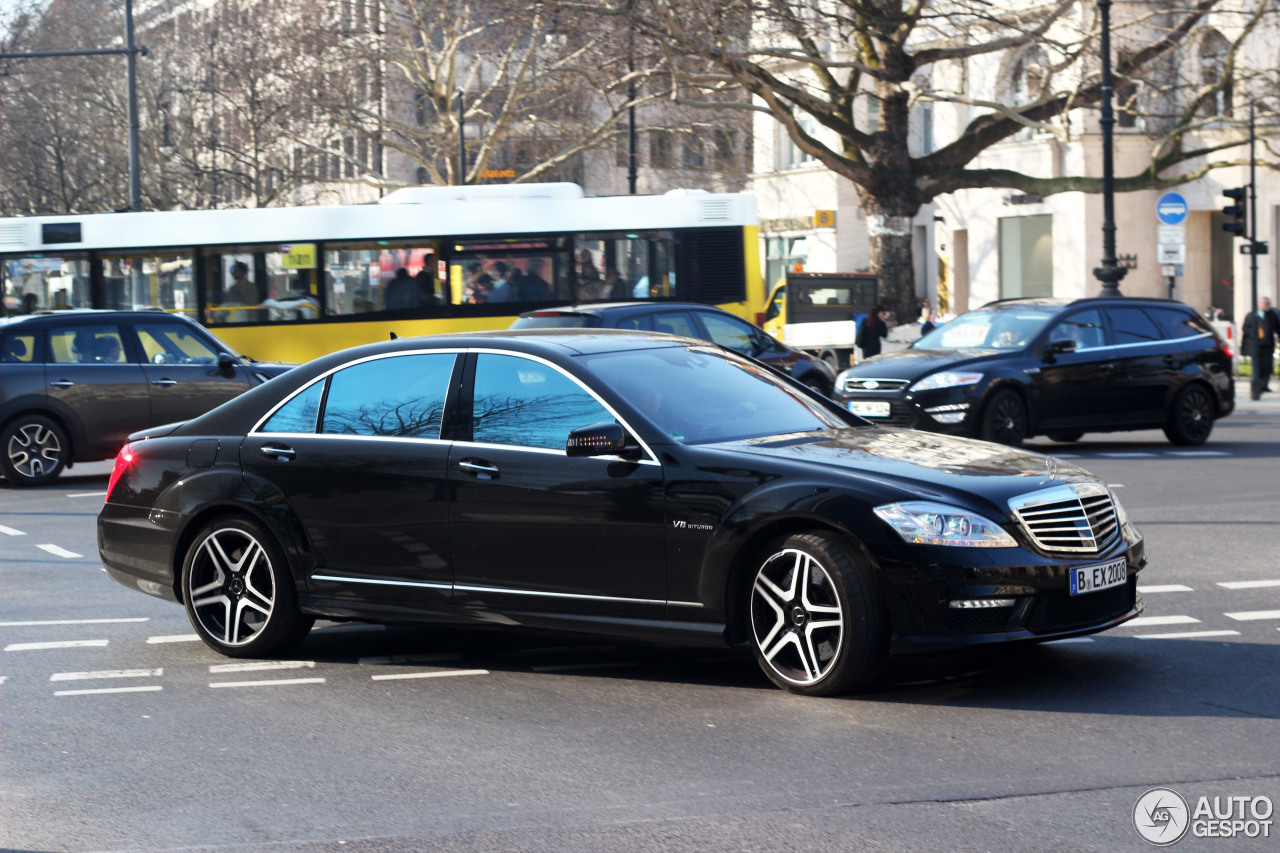 Mercedes Benz S 63 Amg W221 2011 25 February 2014 Autogespot