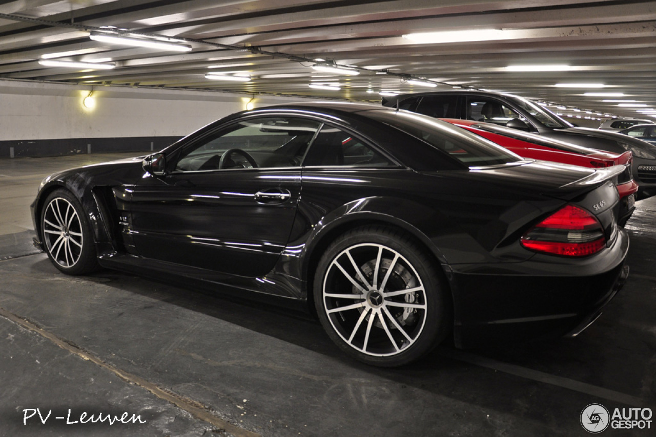 Mercedes benz sl 65 amg black series 25 february 2014 for Mercedes benz sl65 amg black series price