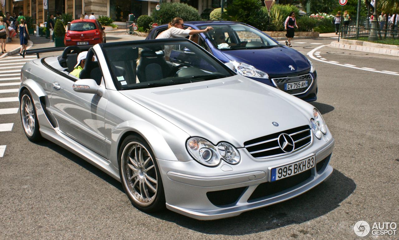 Mercedes Benz Clk Dtm Amg Cabriolet 28 February 2014