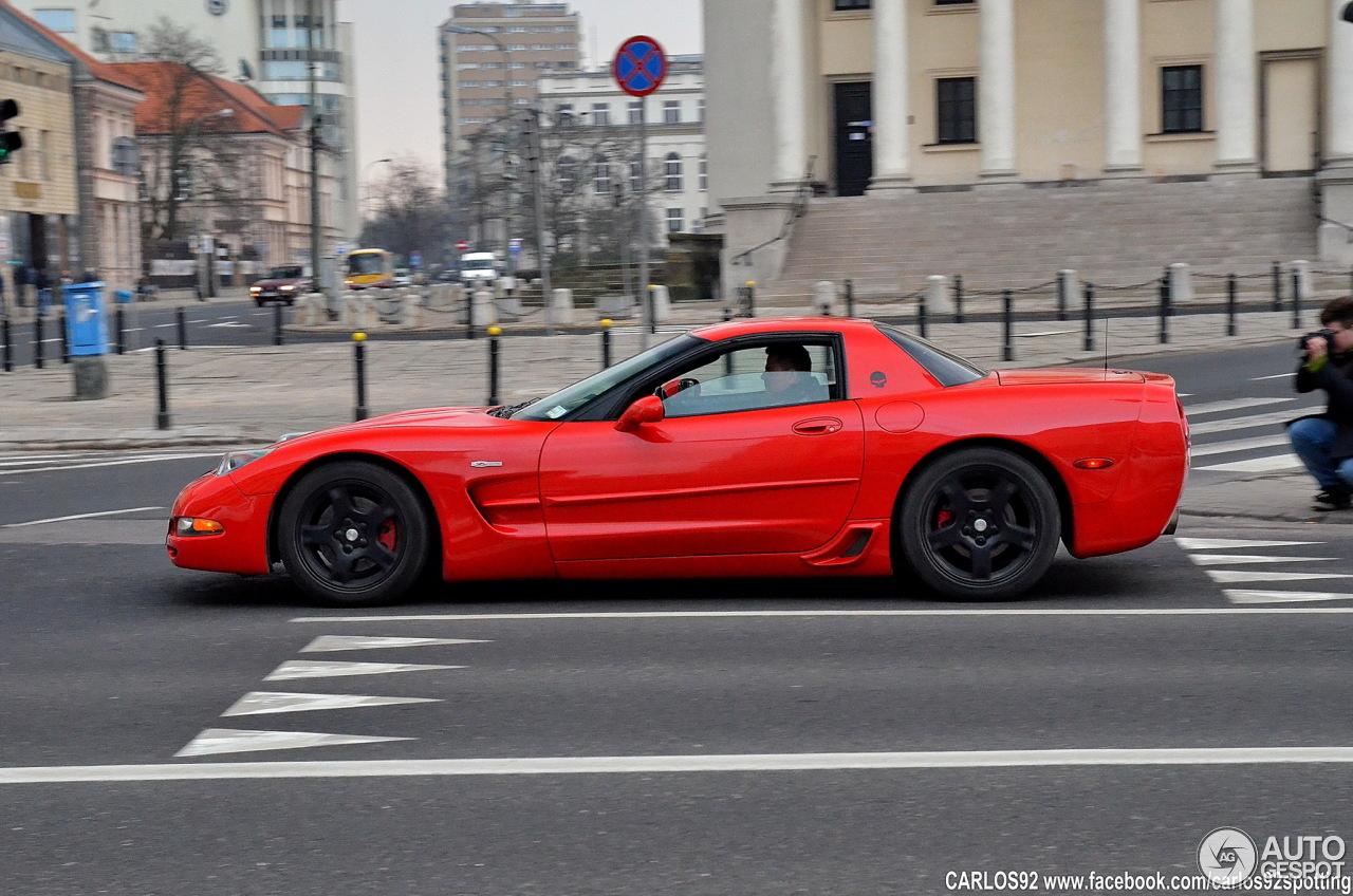 Chevrolet Corvette C5 Z06 2 Marzec 2014 Autogespot