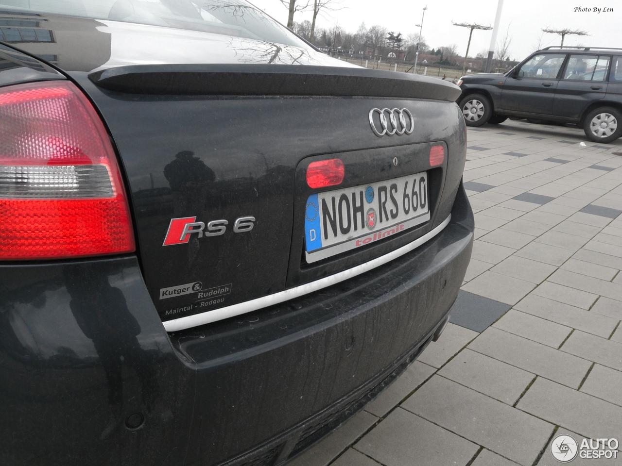 Len Nordhorn audi rs6 sedan c5 3 march 2014 autogespot
