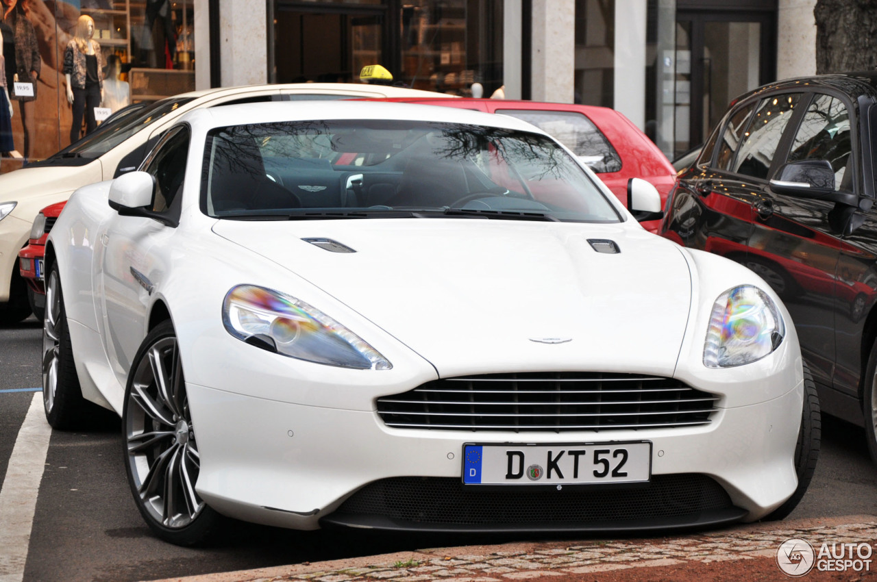 Aston Martin Virage Price in India 4 i Aston Martin Virage 2011 4