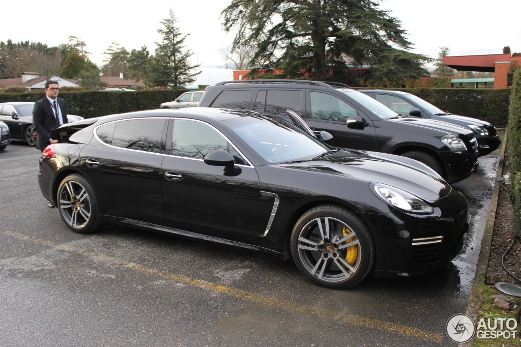 4 i porsche panamera turbo s executive mkii 4