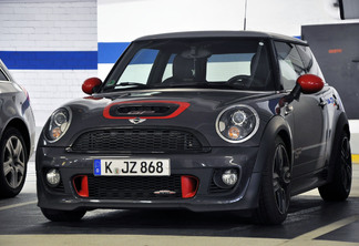Mini Cooper S Works GP 2013
