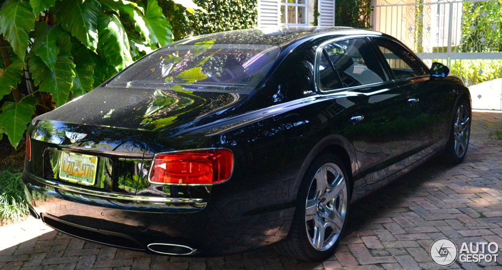 Bentley Flying Spur W12 5 March 2014 Autogespot