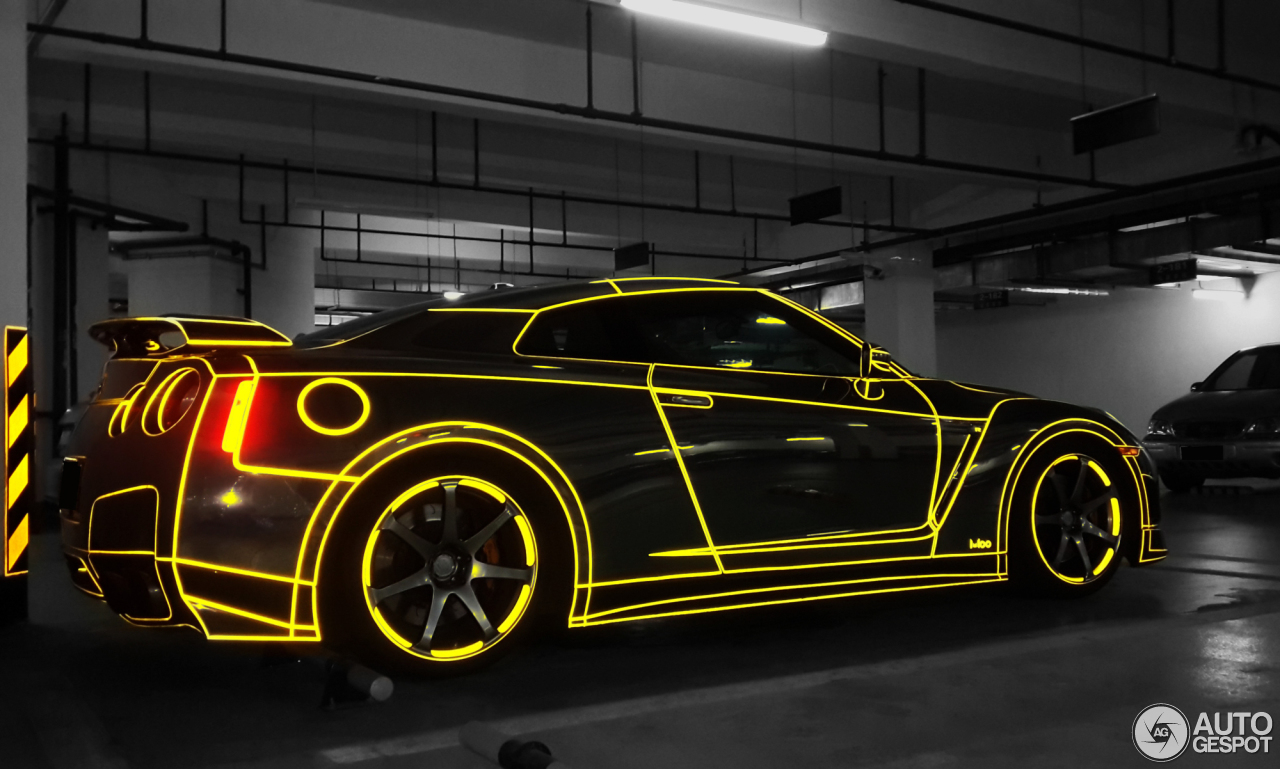 Nissan GT R 5 March 2014 Autogespot