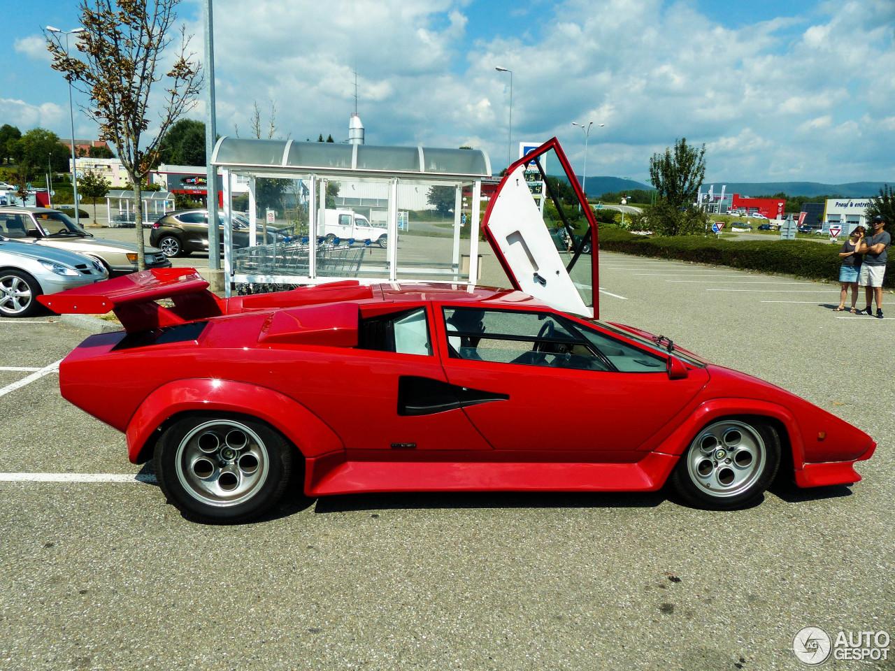 Lamborghini Countach Lp400 S 6 March 2014 Autogespot