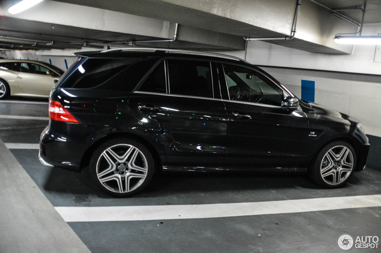 mercedes benz ml 63 amg w166 6 march 2014 autogespot. Black Bedroom Furniture Sets. Home Design Ideas