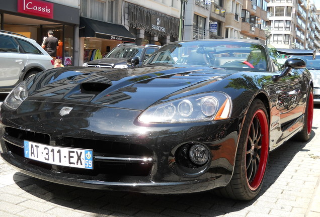 Dodge Viper SRT-10 Roadster Black Mamba Edition