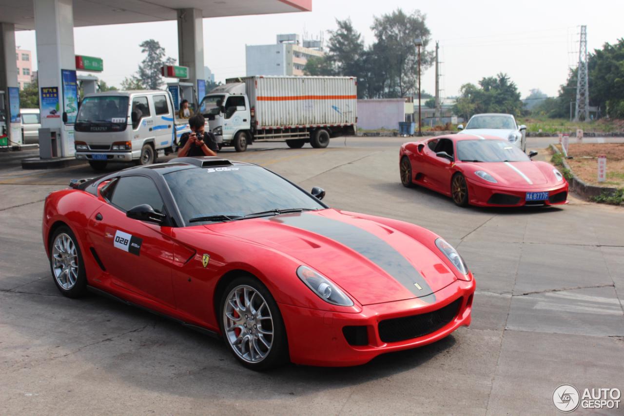 Ferrari 599 Gtb Fiorano Hgte China Edition 8 March 2014 Autogespot