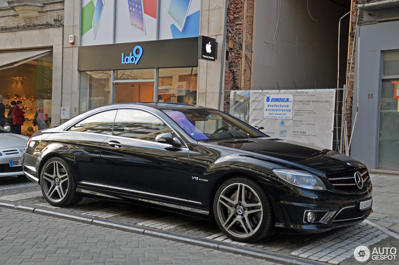 mercedes benz cl 65 amg c216 8 maart 2014 autogespot