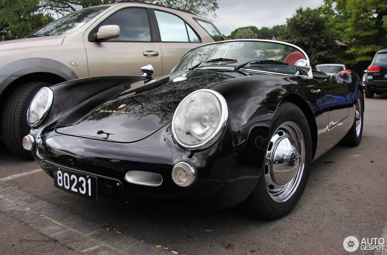 porsche 550 spyder 8 march 2014 autogespot. Black Bedroom Furniture Sets. Home Design Ideas