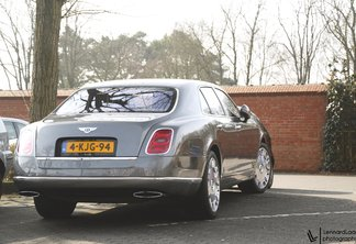 Bentley Mulsanne 2013 Mulliner