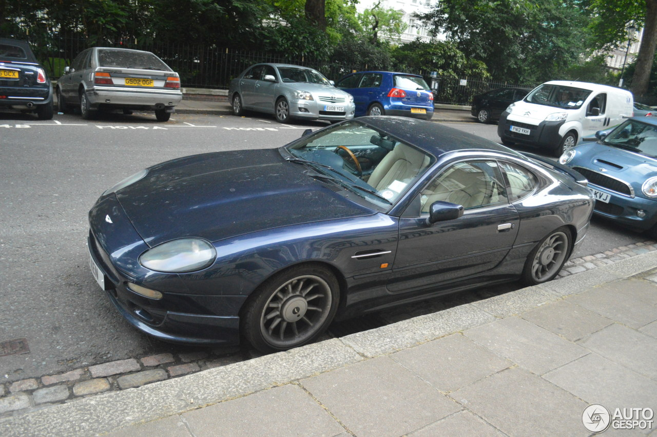 aston martin db7 driving dynamics 10 maart 2014 autogespot