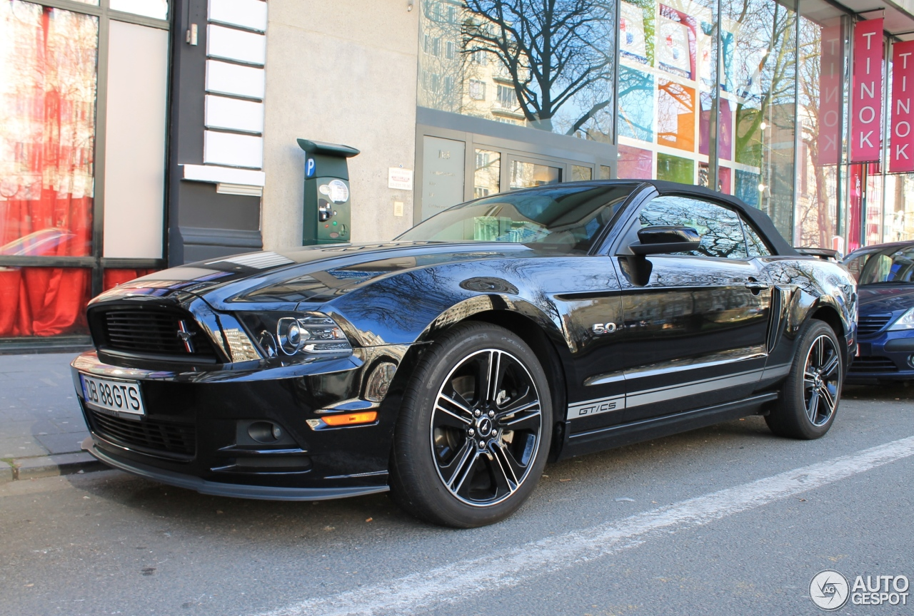 Ford Mustang Gt California Special Convertible 2012 10