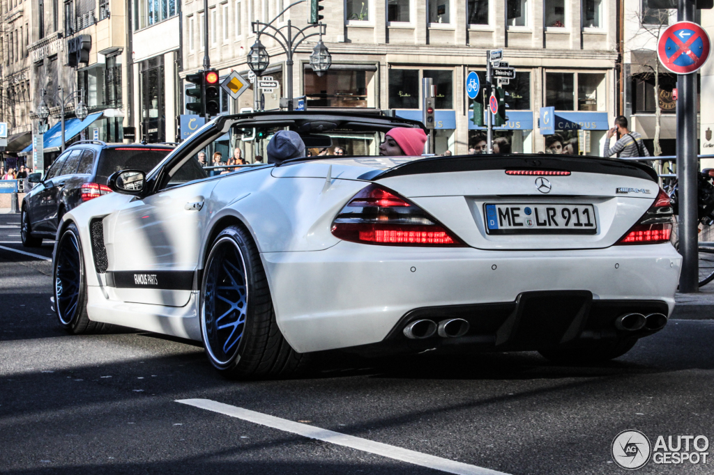 Mercedes benz sl 55 amg r230 10 march 2014 autogespot for Mercedes benz sl amg price