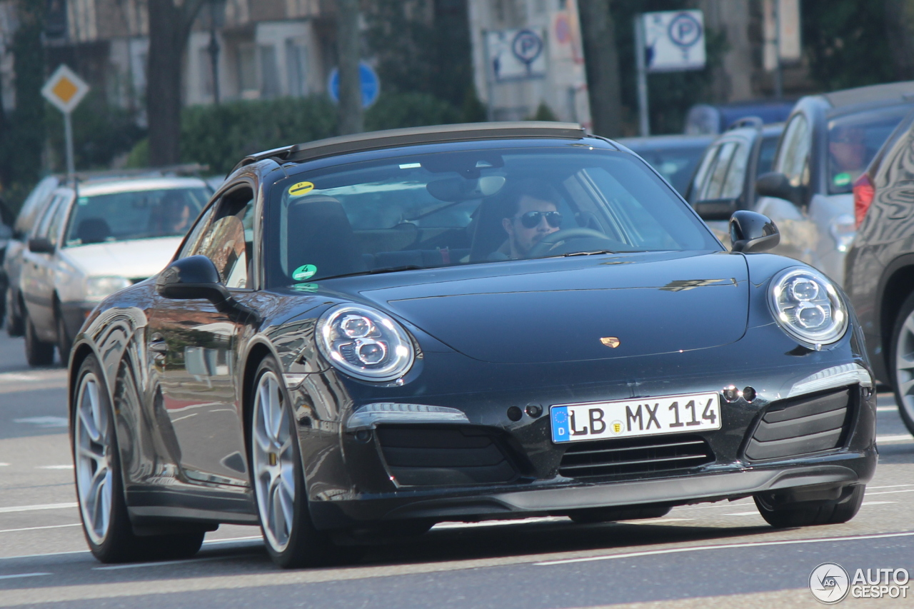 porsche 991 carrera gts 10 march 2014 autogespot. Black Bedroom Furniture Sets. Home Design Ideas