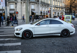 Mercedes-Benz CLA 45 AMG Edition One C117