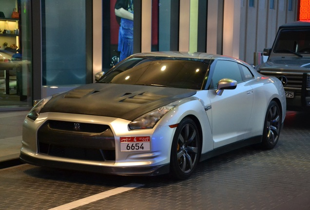 Nissan GT-R AMS Performance Alpha 9