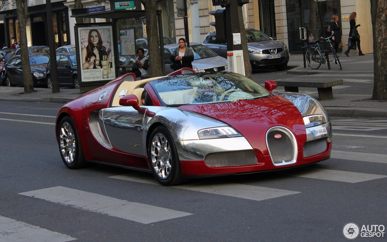 bugatti veyron 16 4 grand sport 669 edition 13 march 2014 autogespot. Black Bedroom Furniture Sets. Home Design Ideas