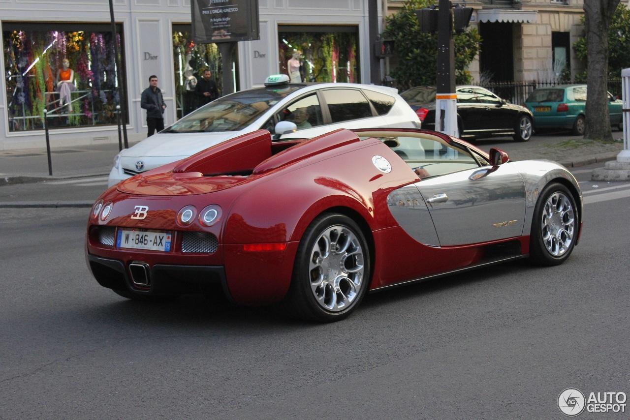 bugatti veyron 16 4 grand sport 669 edition 13 march. Black Bedroom Furniture Sets. Home Design Ideas