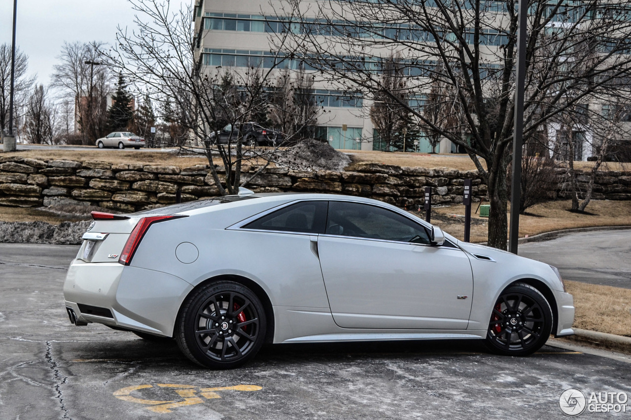 Cadillac Cts V Coup 233 13 March 2014 Autogespot