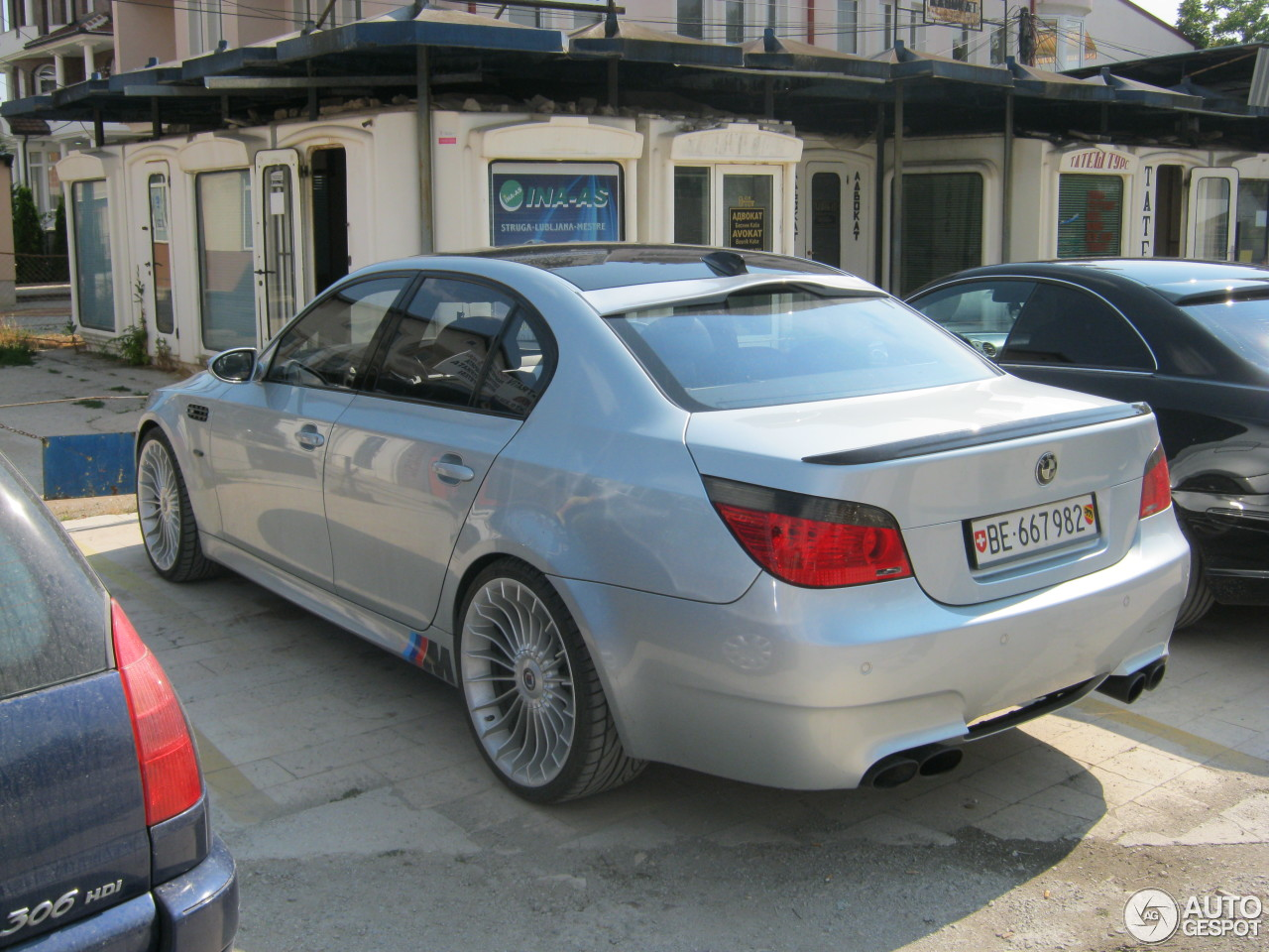 Bmw M5 E60 2007 14 March 2014 Autogespot