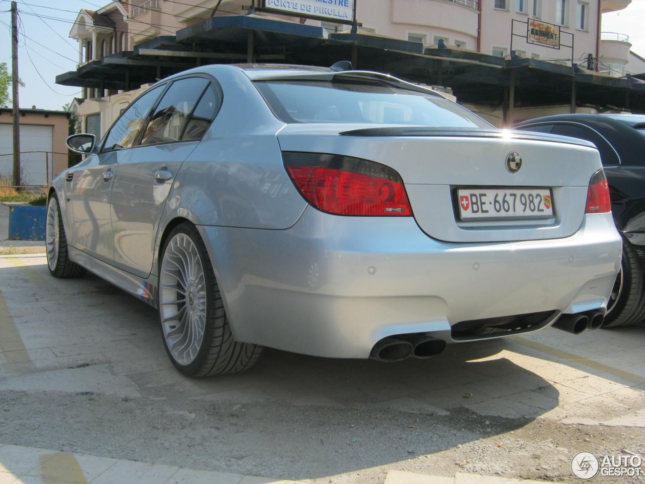 BMW M5 E60 2007 - 14 March 2014 - Autogespot