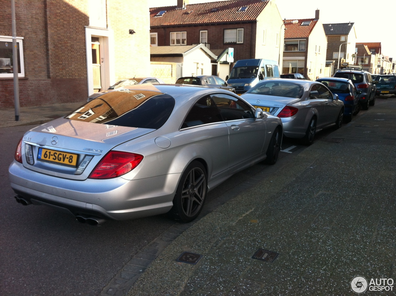 mercedes benz cl 65 amg c216 2011 14 march 2014 autogespot. Black Bedroom Furniture Sets. Home Design Ideas